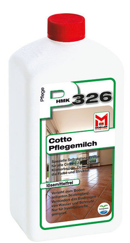 HMK P326 Cotto-Pflegemilch -1 Liter-